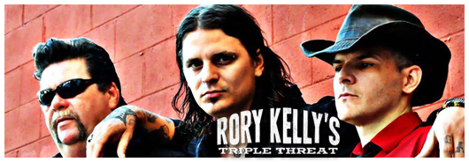 Rory Kelly's Triple Treat